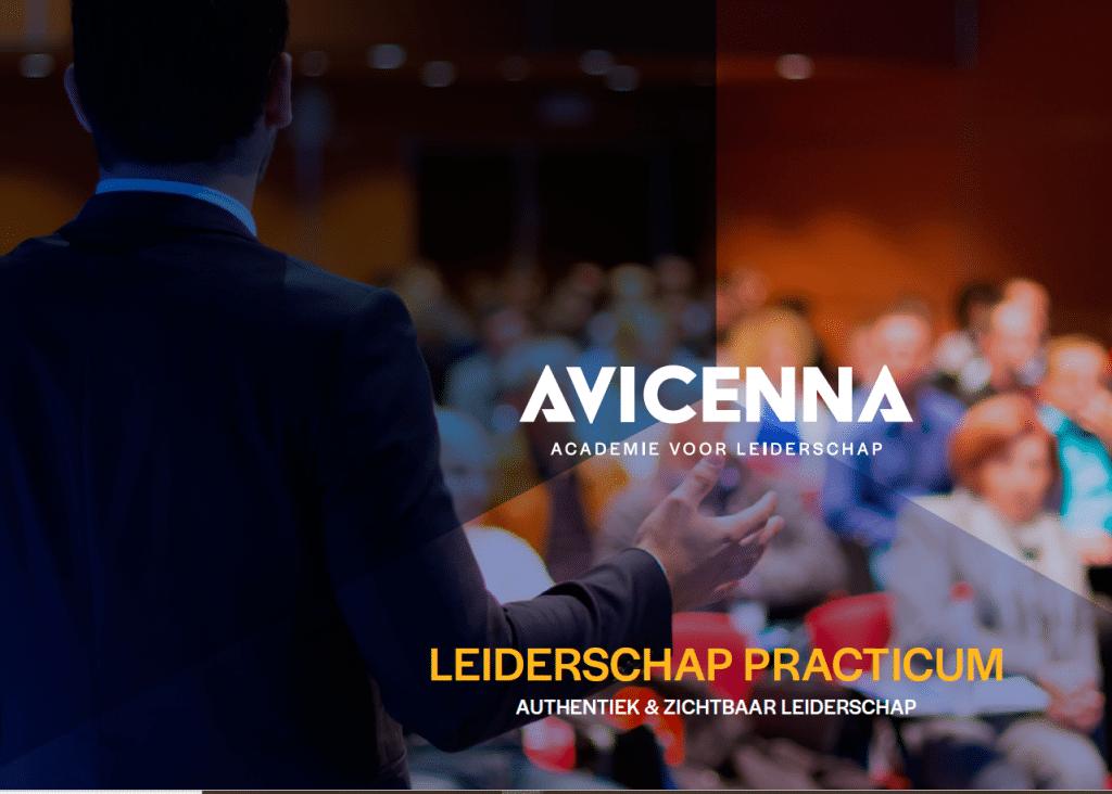 Leiderschap Practicum - Avicenna Academie voor Leiderschap